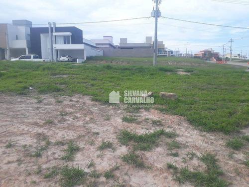 terreno à venda no residencial central parque em salto/sp - te3723