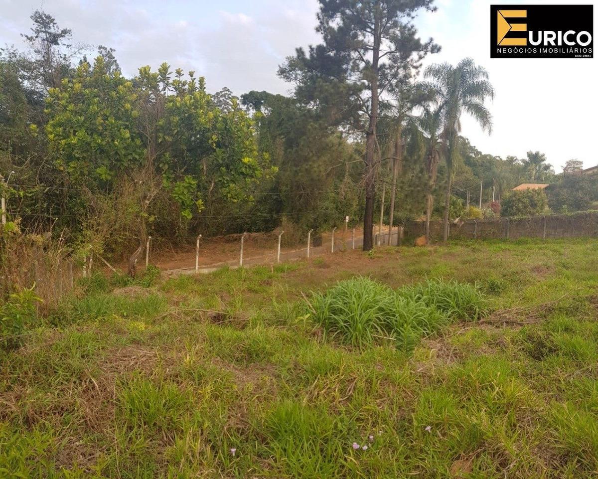 terreno à venda no residencial recanto dos canjaranas, vinhedo/sp - te00947 - 34467523
