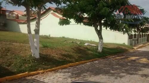terreno à venda, orla azul, praia linda, são pedro da aldeia - te0042