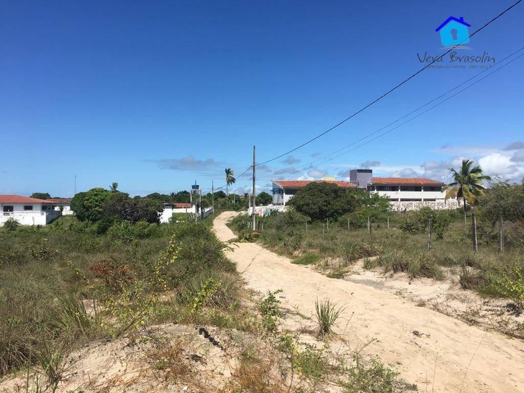 terreno à venda por r$ 85.000 - carapibus - conde/pb - te0692