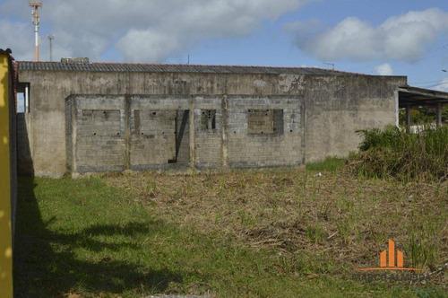 terreno à venda por r$ 85.000 - jardim regina - itanhaém/sp - te0080