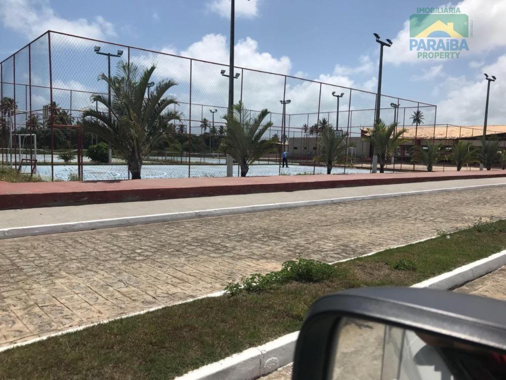 terreno à venda - praia de camaçari - lucena - pb - te0086