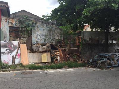 terreno venda/incorporação - 2179
