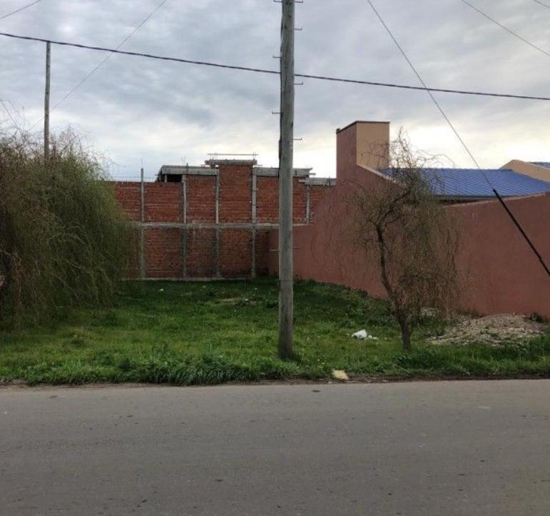 terreno venta -10 x 25 mts- en esquina luz, gas y agua - villa elvira