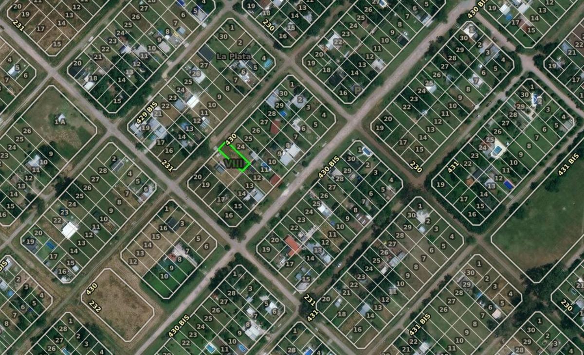 terreno  venta 10 x 30 mts -300 mts 2- arturo segui