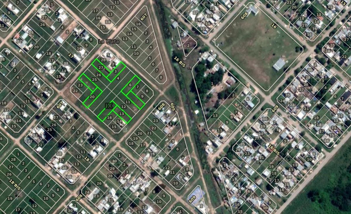 terreno venta -10 x 30 y 32,75 mts- desde 300 a 327 mts 2 - villa elvira
