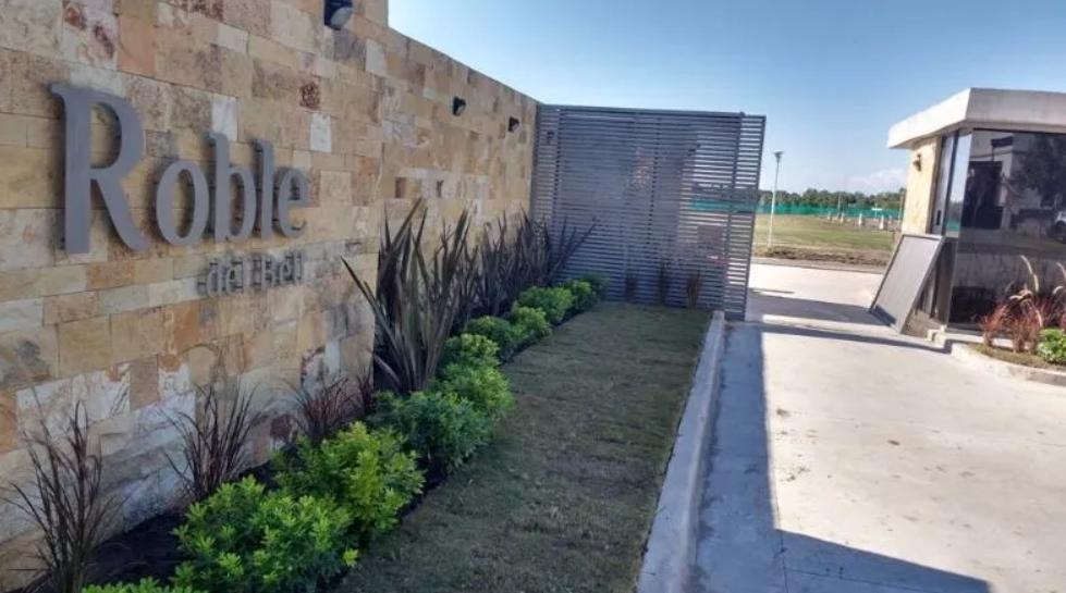 terreno venta 10 x 31 mts -310 mts 2 -barrio el roble - manuel b gonnet