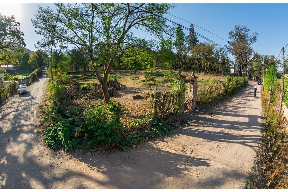 terreno venta - 1020 m2 - quebrada de san lorenzo