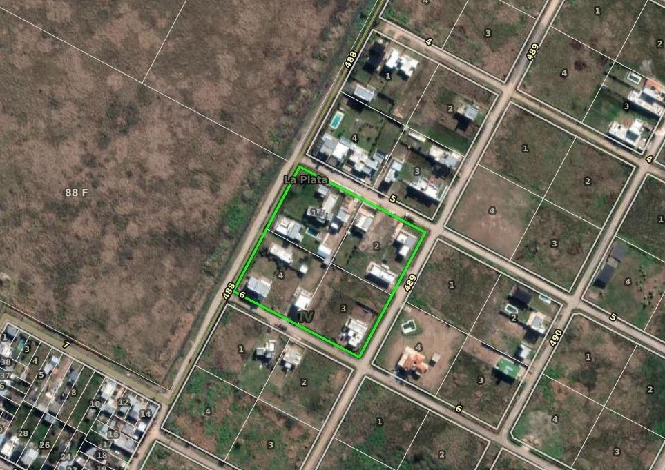 terreno venta 11,8 x 47,4 mts-559 mts 2- villa castells