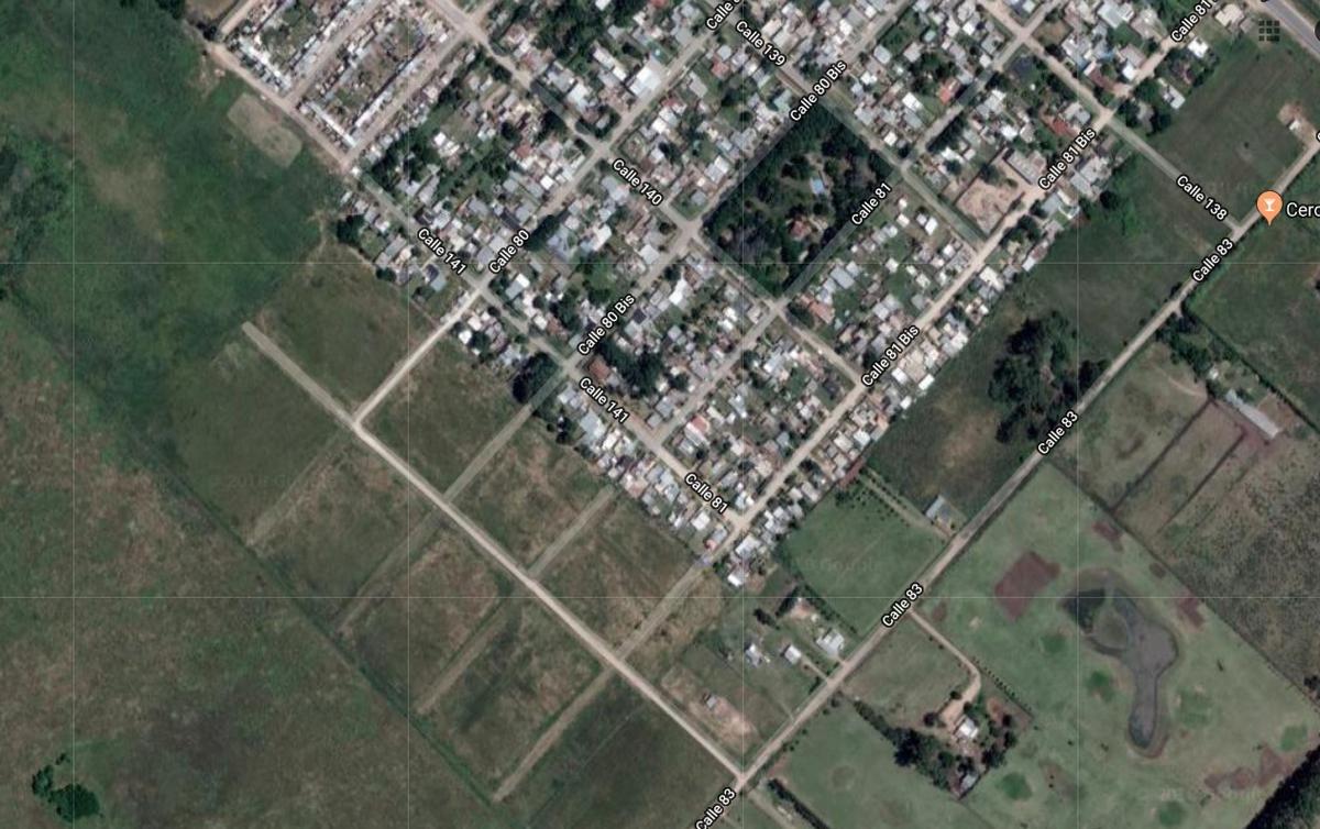 terreno venta -13 x 35,50- 461,50 mts 2-lote n 17 - los hornos