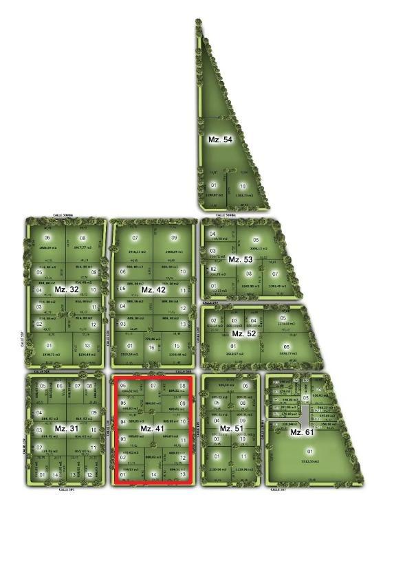 terreno venta 326 mts 2 -todos los servicios - altos de don carlos 1