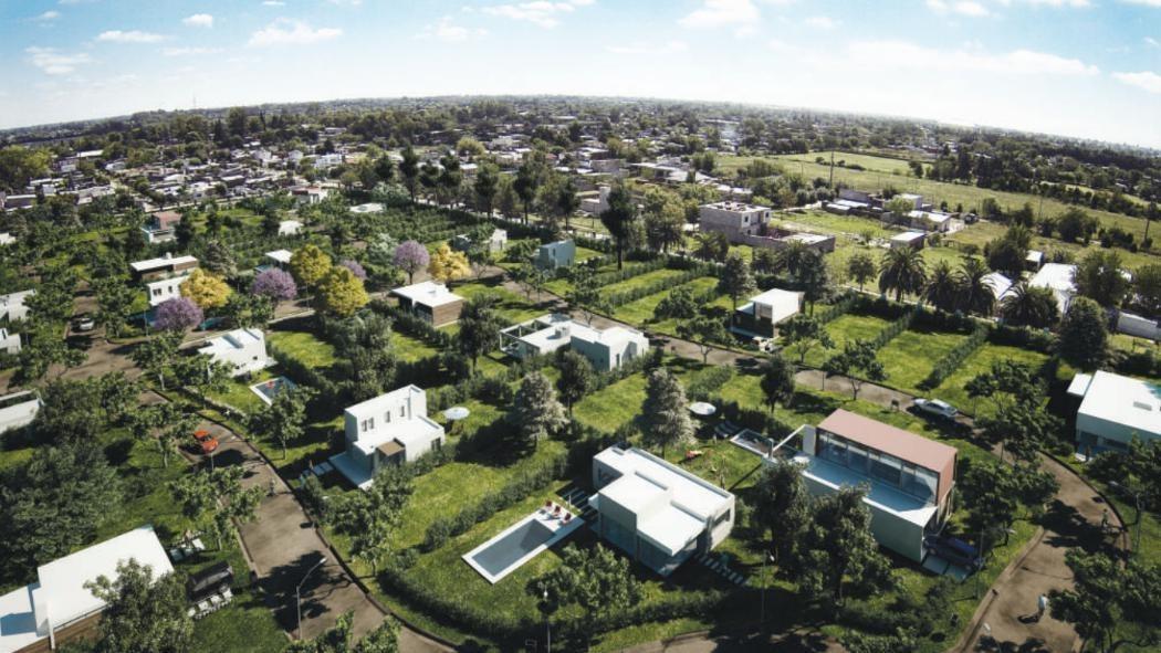 terreno venta- 408 mts a 576 mts 2  -gimnasio y piscina-barrio cerrado altos de la plata- san carlos