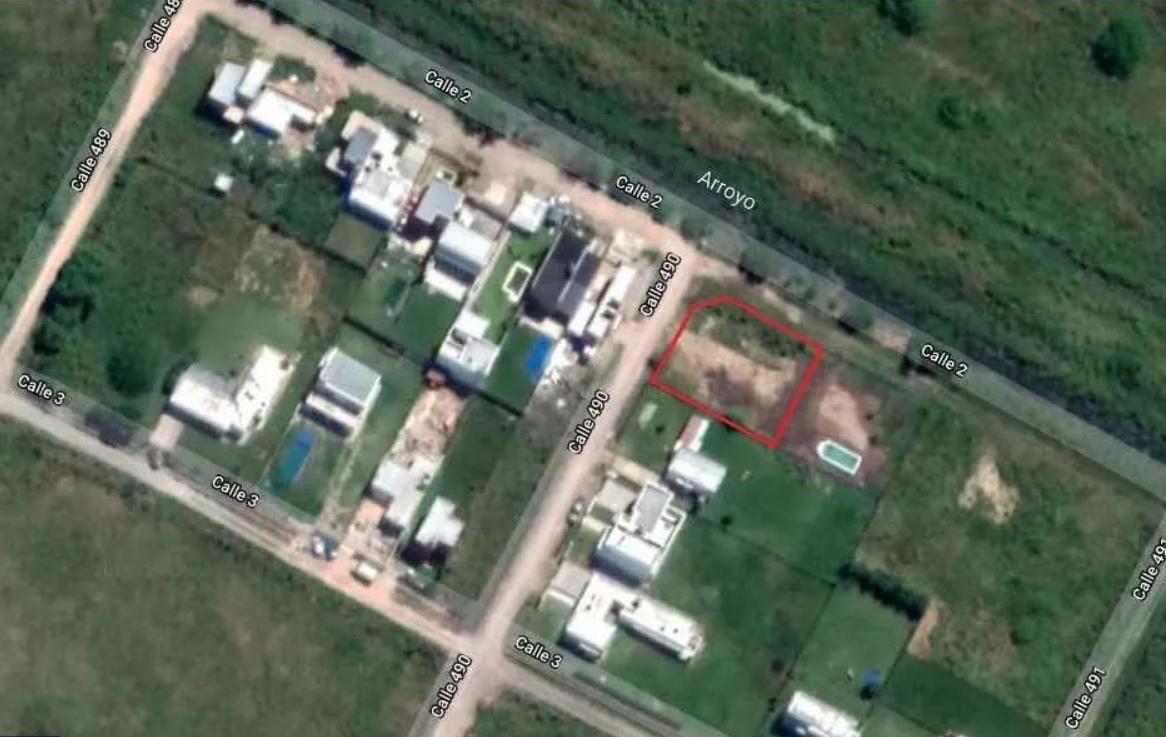 terreno venta 475 mts 2  - villa castells