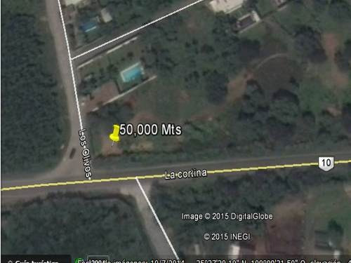 terreno venta 52,514 metros los cavazos santiago nuevo leon