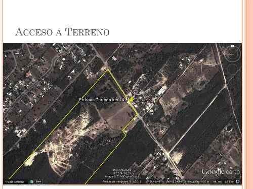 terreno venta 67.7 hectareas la tinaja santiago nuevo leon