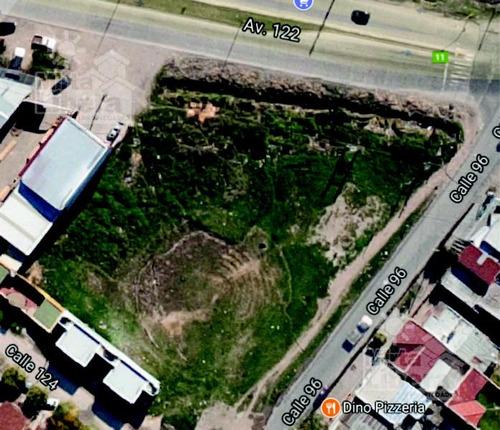 terreno venta - calle 96 y 122  ruta 11 - la plata