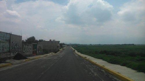 terreno venta / chalco / estado de mexico