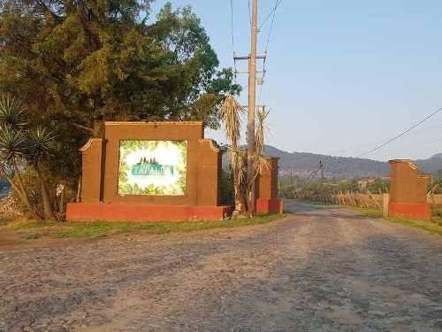 terreno venta country club tapalpa