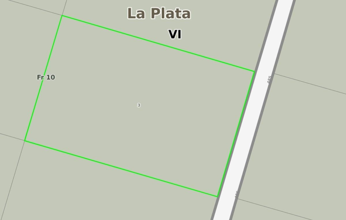 terreno venta de 100 mts x 154 mts -15.360 mts 2- joaquin gorina