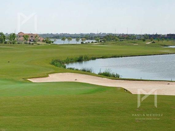 terreno - venta -  el golf - nordelta - tigre