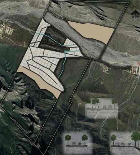 terreno venta en al sur del cañón de san pablo