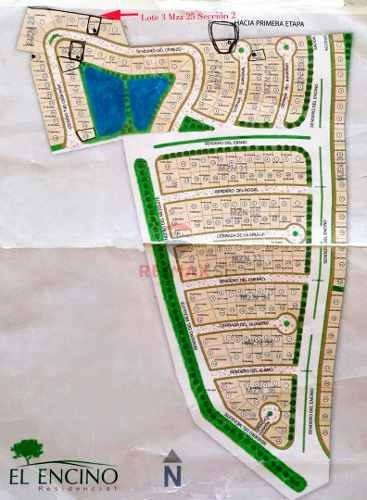 terreno venta en el encino residencial y golf