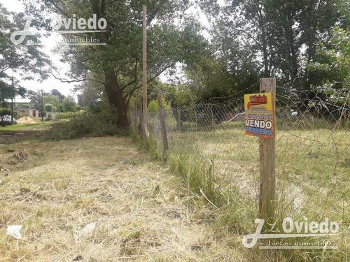terreno venta en gral rodriguez a 3 cuadras de colectora