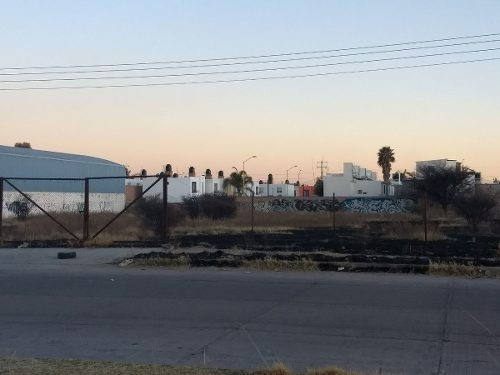 terreno venta fracc. ciudad industrial