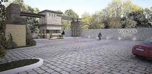 terreno venta fuentes residencial al lado de lomas del campanario norte