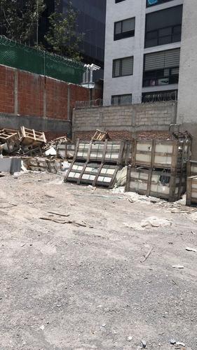 terreno venta mar cantábrico, tacuba