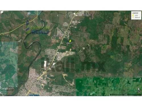 terreno venta poza rica de hidalgo veracruz. cuenta con 2000 m² ubicado en colonia 'la victoria km 47' en poza rica veracruz  km 48, a 3 minutos de los centros comerciales  sams, walmart, homedepot,