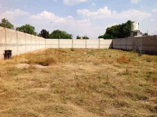 terreno venta zumpango