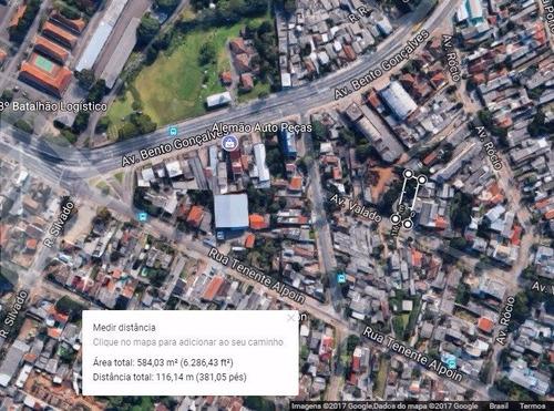 terreno - vila joao pessoa - ref: 240020 - v-240020