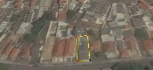 terreno vila maria - 457 m² - referência 11/5658