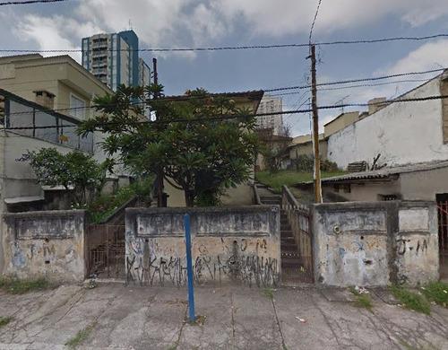 terreno vila maria - 601 m² / referência 11/6507