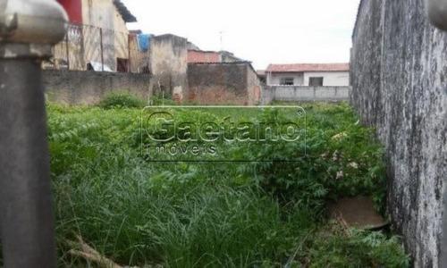 terreno - vila nossa senhora de fatima - ref: 17236 - v-17236