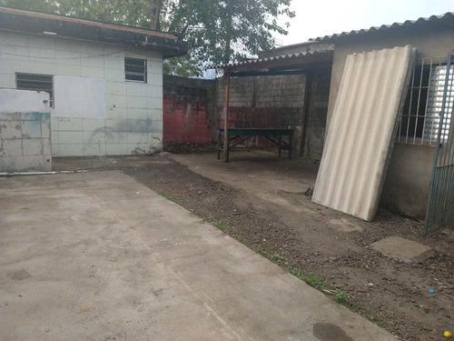 terreno, vila santa rosa, cubatão - r$ 600 mil, cod: 1689 - a1689