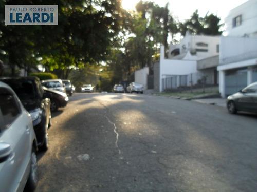 terreno vila tramontano - são paulo - ref: 510786