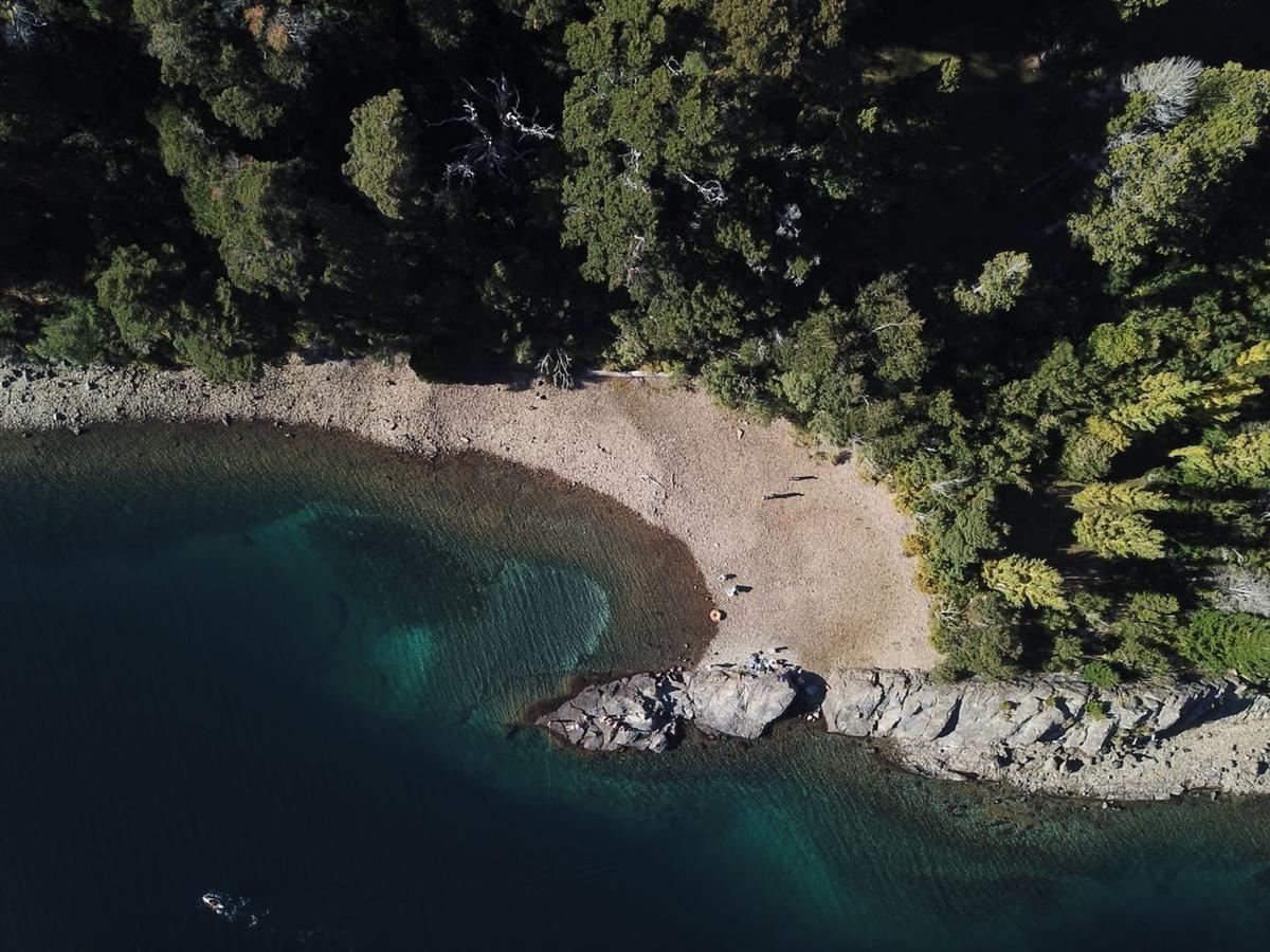 terreno - villa llao llao