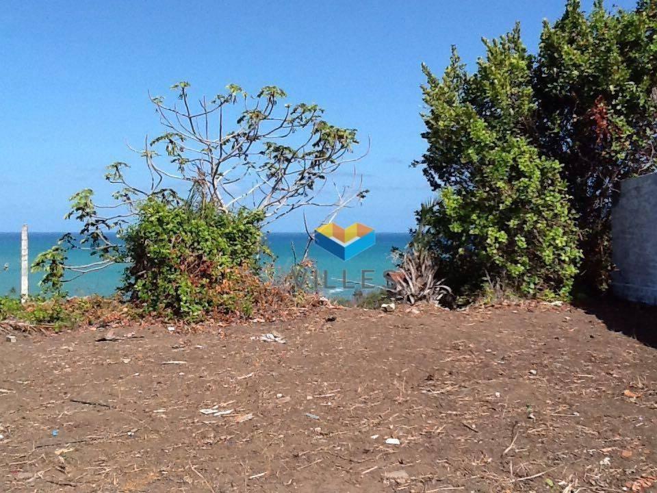 terreno vista do mar à venda em maceió! - te0003