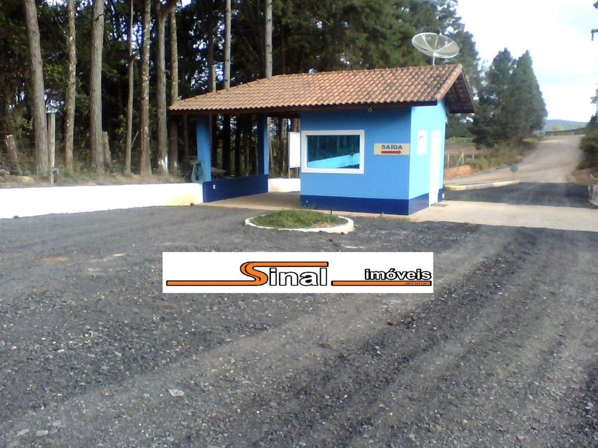 terreno vista para a represa 1.000m² em condomínio-cód.t060