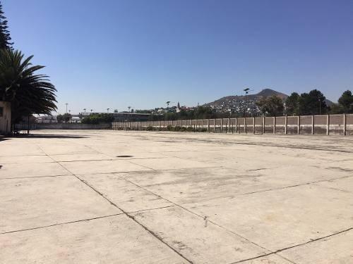terreno y bodega en venta ecatepec estado de mexico