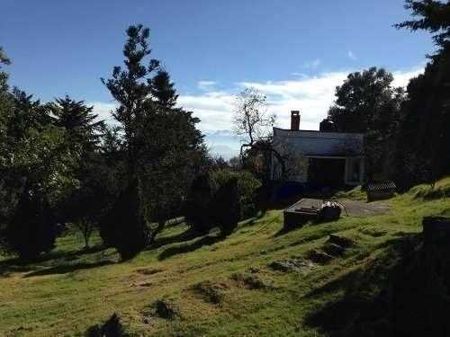 terreno y casas en san miguel xicalco, tlalpan