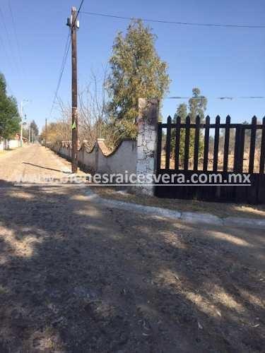 terreno yair en fracc granjas residenciales de tequisquiapan