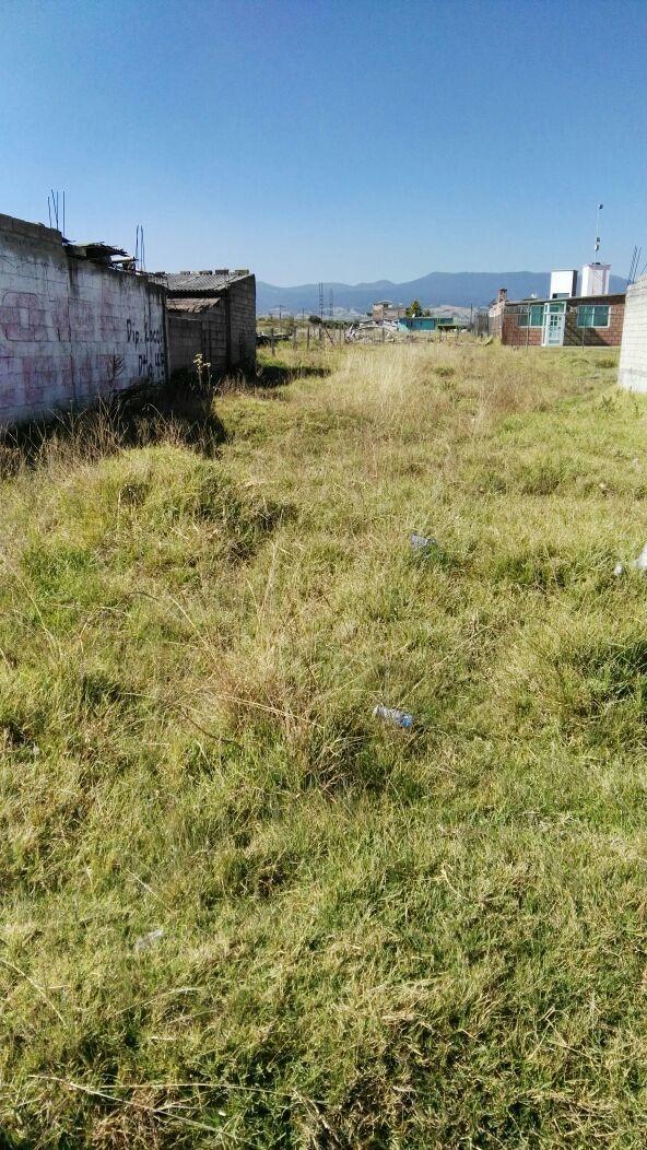 terreno zinacantepec