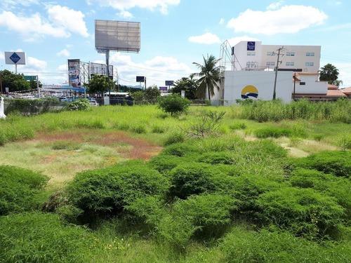 terreno - zona comercial desarrollo urbano 3 ríos