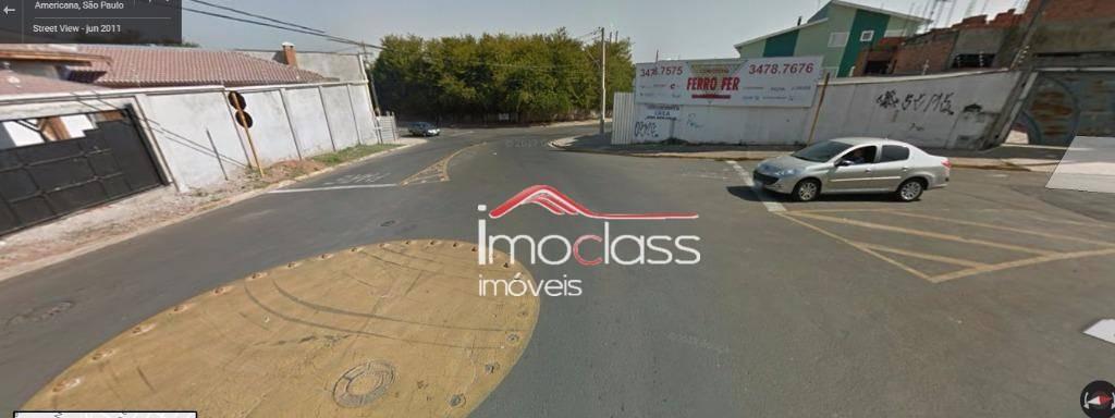 terrenol à venda em avenida no parque nova carioba, americana - te0182