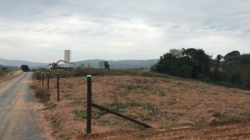 terrenos 1000 m² mesmo acesso da represa, com documentação