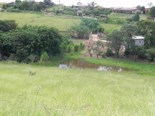 terrenos 1000m² bairro circuito das águas em pinhalzinho! gu