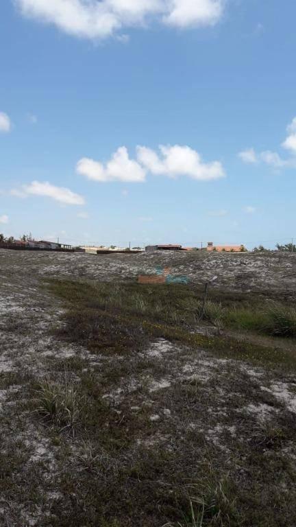 terrenos a venda loteamento barra do rio, entre os 3 principais pontos turisticos do litoral norte 6000m² - 10 lotes - te0037